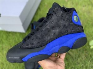 Air Jordan 13 Retro Black Hyper Royal - **11-14** 414571-040 (SHIPS NOW)