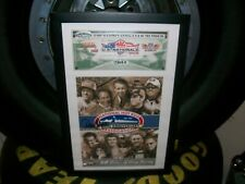 NHRA Sponsor Indy/US Nationals/Full throttle appreciation/Don Garlits signed!!!!