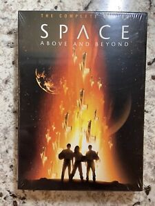 Awesome 2005 DVD Box Set Space Above And Beyond Complete Series New Sealed