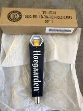 """Hoegaarden Original Belgian Wheat Beer 7.5"""" mini shotgun Tap Handle spinning Top"""