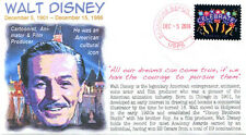 COVERSCAPE computer designed 115th anniversary of the birth of Walt Disney cover