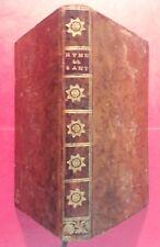 Jean de SANTEUL, Hymnes de Santeuil (Paris, 1760). Traduction de Jean POUPIN.