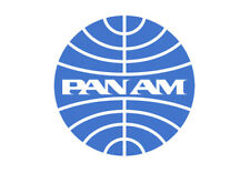 "PanAm Airlines Logo Fridge Magnet 3.25""x2.25"" Collectibles (LM14107)"