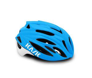 Kask Rapido Road Cycling Helmet - Light Blue