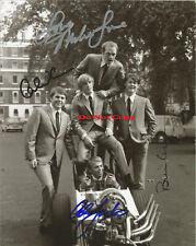 BEACH BOYS BRIAN CARL WILSON AL JARDINE MIKE L  Signed Autographed 8x10 Photo RP