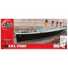Airfix R.M.S. Titanic Model Kit Gift Set - Scale 1:700 - A50164A