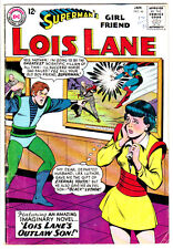 SUPERMAN'S GIRLFRIEND LOIS LANE #46 (VG/FN) Vintage DC Silver-Age Issue! 1964