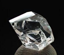 """5554_8 Herkimer """"Diamant"""" ca 1,4 cm Einschlüsse Herkimer Quarz USA"""