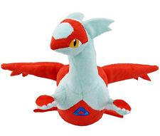Official TAKARA TOMY Pokemon Latias Plush Toy Poke Doll Gift
