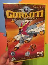Gormiti Season 1 Volume 3(R2 DVD)New+Sealed Guardians Of Gorm  NickToons