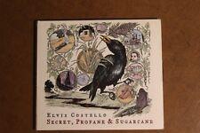 Secret, Profane & Sugarcane [Digipak] by Elvis Costello (CD, Jun-2009, Hear Musi