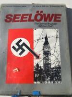 SPI Seelowe World War 2 Strategic War Game Planned Invasion Britain Parts ONLY