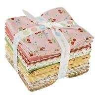 Riley Blake Designs BAKE SALE 2 Fat Quarter Stack 21 Piece 100% Cotton NEW