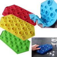 1 Pcs Diamond Mold Silicone Ice Cube Tray Freeze Mould Bar Jelly Chocolate Mold
