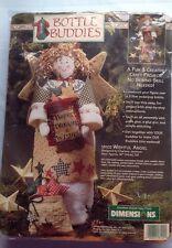 Dimensions Bottle Buddies Kit Wishful Angel Craft Xmas Dreams Stars 18102