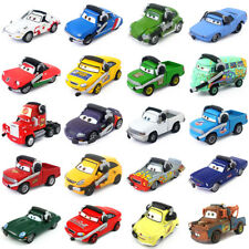 Disney Pixar Cars Command Cars Toy Car 1:55 Diecast Loose New Boys Kids Gifts