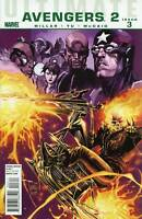Ultimate Comics Avengers 2 #3 Comic Book - Marvel