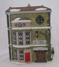 Department Dept 56 Dickens' Village Series King'S Road Post Office #5801-7