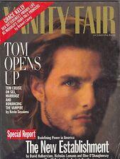 OCT 1994 VANITY FAIR vintage fashion magazine TOM CRUISE