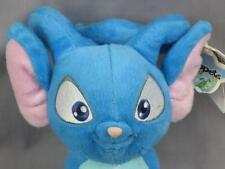 2004 Pink And Blue Neopets Acara Series No Code Theknie Eyes Stuffed Animal Toy