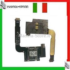 Lettore SCHEDA Micro SD Memory Card HTC Desire Z  A7272  vibrazione  FLEX FLAT