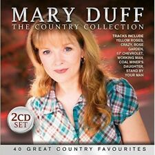 MARY DUFF The Country Collection 2CD BRAND NEW