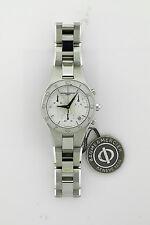 Baume & Mercier Linea Chronograph Ladies Watch, Model M0A10012, Pre-Owned