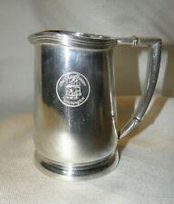 International Silver Co~Silver Soidered~The Mayflower Washington Dc. Pitcher