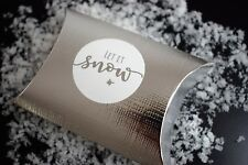 Let It Schnee Konfetti Eco Biologisch Winter Hochzeit Auflösen Wasserlösliche
