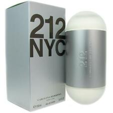 212 NYC by Carolina Herrera Eau De Toilette Spray 3.4 oz For Women Sealed