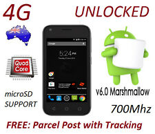 "Unlocked ZTE Blade 4GX B112 3G 4G mobile phone 4"" display - boost aldi telstra"