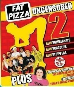 Fat Pizza DVD Uncensored 2 - Region 4 Australian Comedy Show