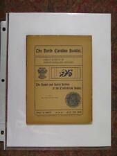 THE SIGNAL AND SECRET SERVICE OF THE CONFEDERATE STATES - 1903 FIRST EDITION