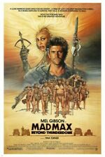 CLASSIC MOVIE POSTER mad max beyond thunderdome MEL GIBSON TINA TURNER 24X36