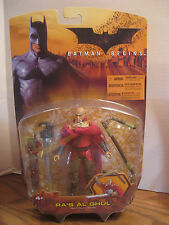 Batman Begins - Ra's Al Ghul Action Figure - Mattel 2005