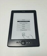 "Amazon Kindle, 6"" E Ink Display, Wi-Fi (Generation - 5th)"