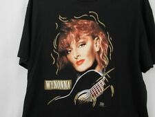 Wynonna Judd 1993 Concert Tour Shirt Single Stitch Hanes Xl Pro Tours Authentic