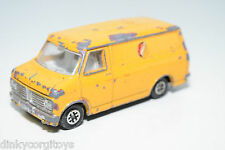 DINKY TOYS 410 BEDFORD AA VAN DANISH POST EXCELLENT CONDITION