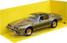 PONTIAC FIREBIRD TRANS AM 1:43 Car Model Die Cast Metal Gold Miniature 1979