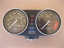 BMW Airhead 1980 - 1984 R100 Green Faced Speedometer - Excellent