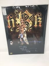 Shawn Michaels Signed / Autographed 16X20 HBK Photo WWE. MAB Hologram. NICE!!!