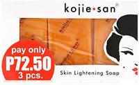 Skin Body Whitening Lightening Bleaching Soap Dark Spot Remover Cleanser 3 X 65