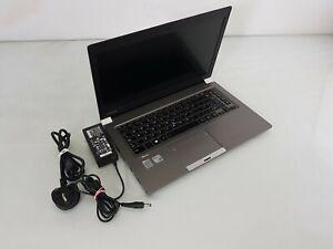 Toshiba Tecra Z40-A 14 in Laptop i7-4600U 2.10 GHZ 8GB 256 GB SSD Win 10 Pro