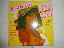 EN EL VERANO Y OTROS GRANDES EXITOS MEXICAN LP SEXY NUDE COVER CHEESECAKE MEXICO