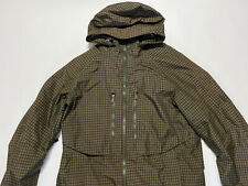 BURTON [AK] GORE-TEX Brown Snowboard Jacket Mens size Small S