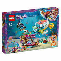 41378 LEGO Friends Dolphins Rescue Mission Boat with Submarine 363 Pieces 6yrs+