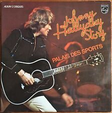 "CD ""JOHNNY HALLYDAY Palais des sports 1976""   NEUF SOUS BLISTER"