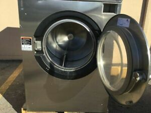 Hotel Ready Push To Start Commercial Speed Queen 60lb Washers
