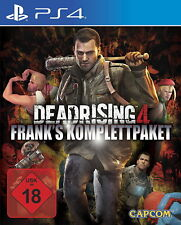 Dead Rising 4 - Franks Komplettpaket (Sony PlayStation 4, 2017)