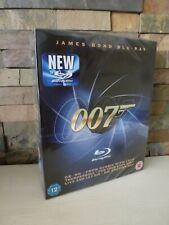 new/sealed James Bond Blu-Ray Collection (Blu-ray, 2008, 6-Disc Set, Box Set)